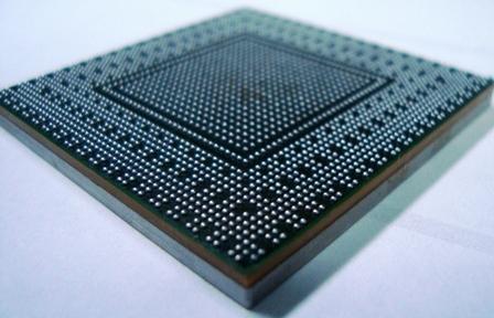 Ремонт видеокарт. Реболлинг чипа.